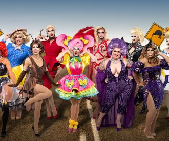 RuPaul's Drag Race Down Under - Live On Stage