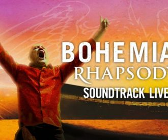 Adam Thompson - Bohemian Rhapsody Soundtrack Live In Concert